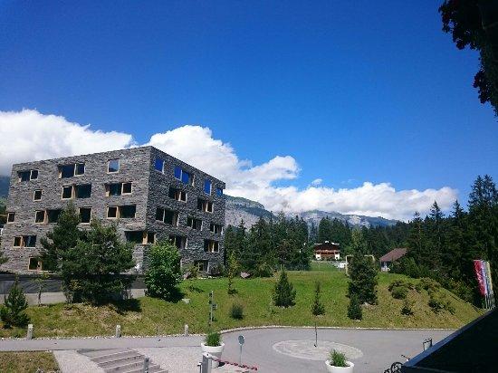 Laax, Suiza: signinahotel