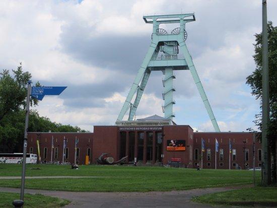 Deutsches Bergbau-Museum Bochum : het museum