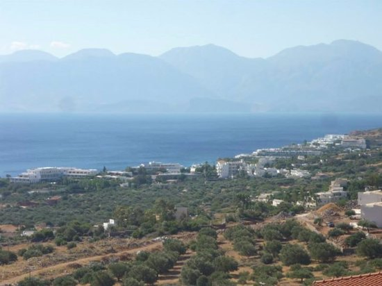 Elounda Residence: Views from the hotel
