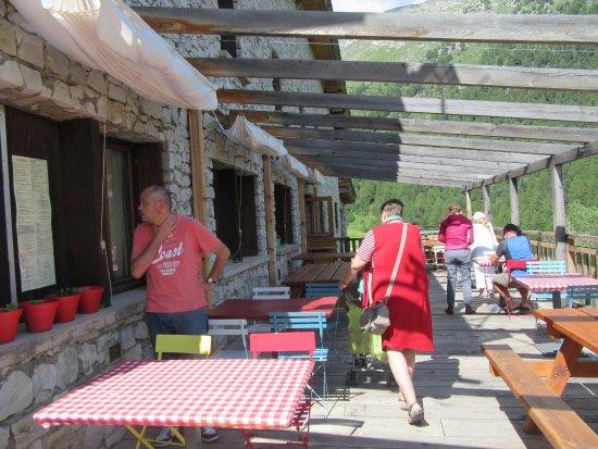 Villarodin-Bourget, Frankrig: La terrasse