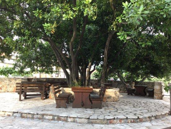Vrbanj, Kroatië: Gastgarten