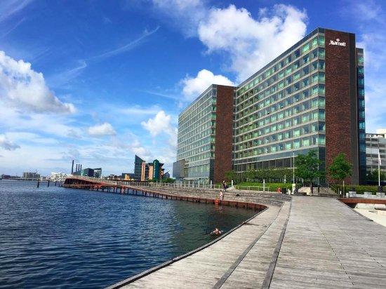 Copenhagen Marriott Hotel Breakfast
