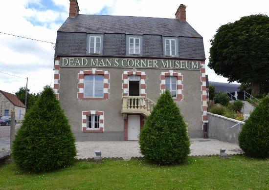 """Le Dead Man's Corner Museum : Partie """"allemande"""" du musée"""