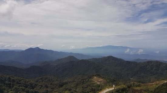 Genting Highlands Theme Park: View From Getting Highland