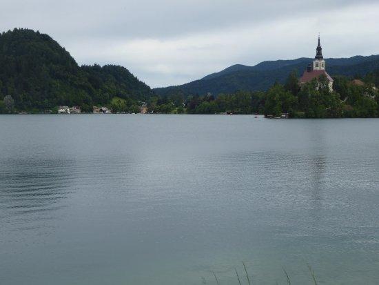 Pri Lenart Hotel: Lake Bled afternoon walk