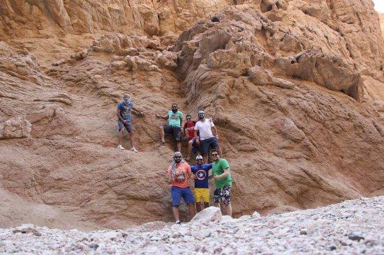 Dahab Excursions: Wadi Qunai, Safari trip
