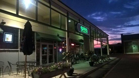Baxter's Saloon & Grill: Fachada
