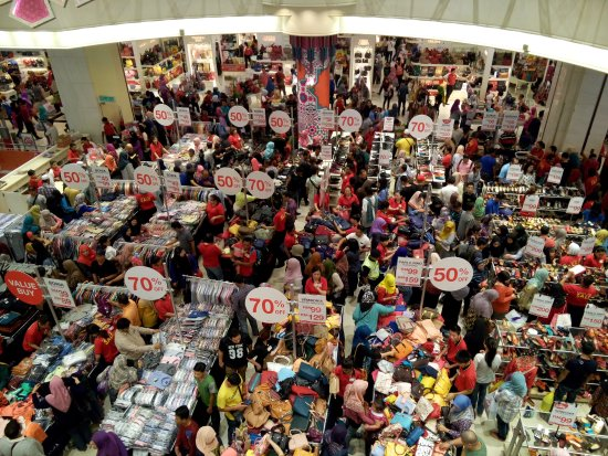 Image result for kl sogo crowd