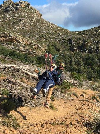 Constantia, Νότια Αφρική: Getting some help