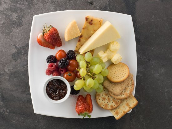 Garstang, UK: Cheese Plate