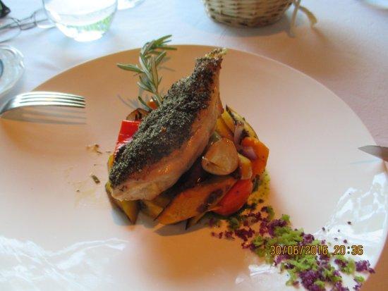 La Plume d'Oie : Guinea Fowl - I can still taste this