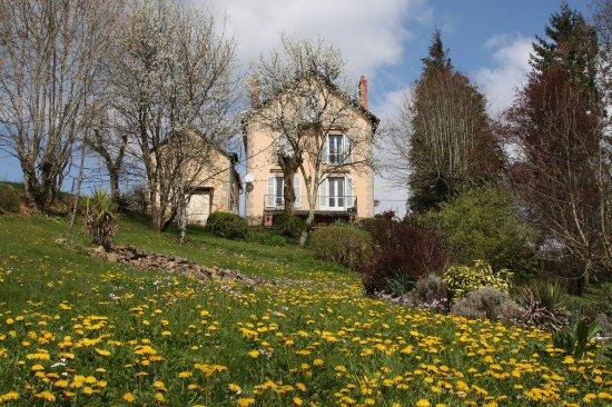 Nievre, Francia: Le Chalet
