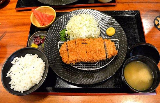 Yabu House of Katsu : Delicious!