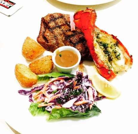 Sizzler Mermaid Beach: Steak Meal