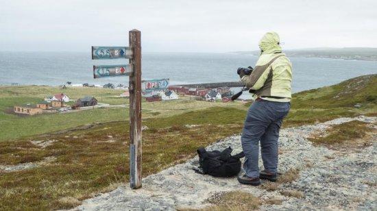 Finnmark, Noruega: Ekkeroy House