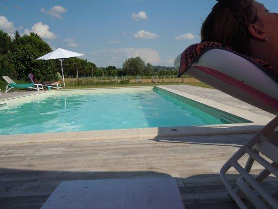 Agriturismo Ai Prati: piscina