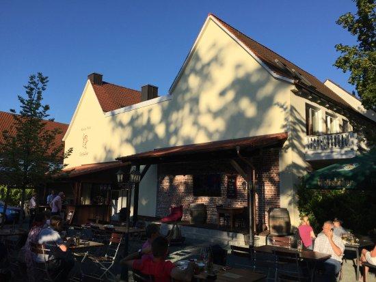 Herzogenaurach, Γερμανία: オープンテラス