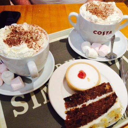 Costa Coffee Cwmbran