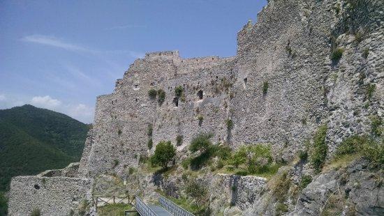 Castello di Arechi: Castle