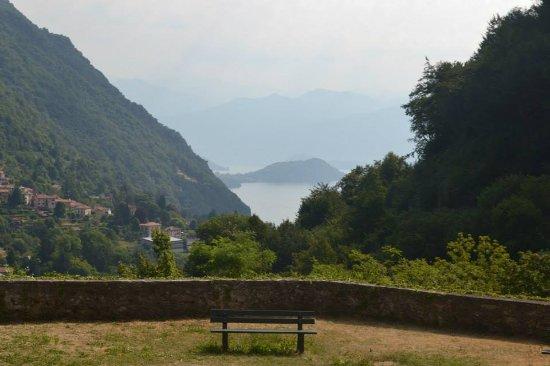 La Griglia H: amazing view