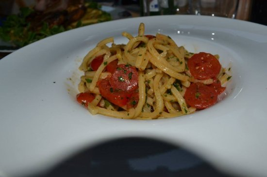 La Griglia H: try everything on the menu! everything is excellent!