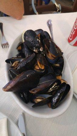 La Fraschetta del Pesce: Crudo strepitoso