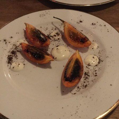 Brunswick, Australia: Interesting food