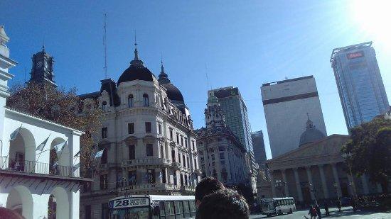 Palacio Municipal de la Ciudad de Buenos Aires