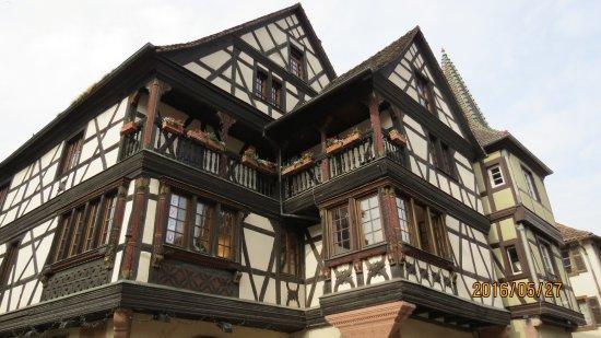 Maison Faller-Brief