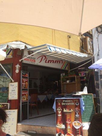 Restaurante  Pimms
