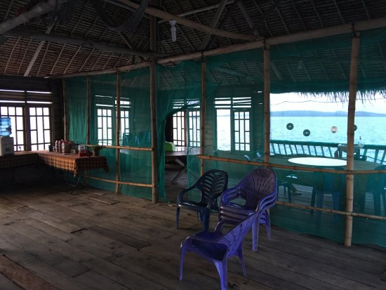 Riau Islands Province, Indonesia: Dining hall