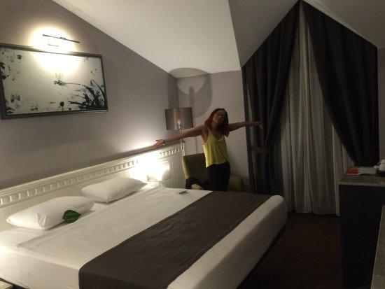 Jiva Beach Resort: Attic Room