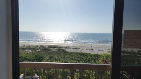 DoubleTree by Hilton Hotel Cocoa Beach Oceanfront: 20160710_085138_large.jpg