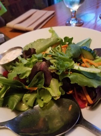 North Chelmsford, MA: Fresh Garden Salad Plentiful to share