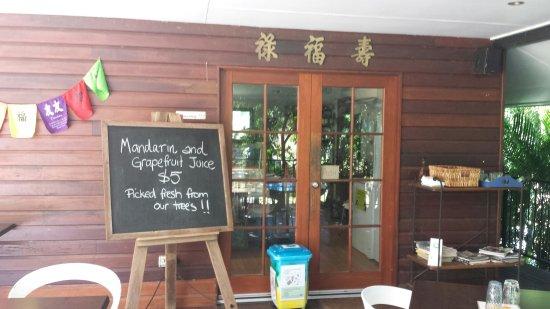 Proserpine, Australien: Crocodile Cafe and Wholefoods