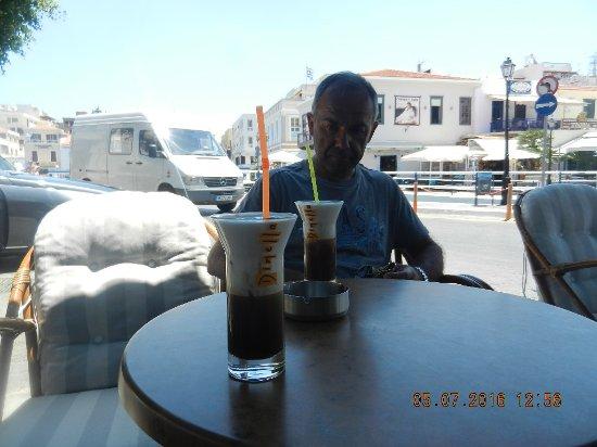 Cafe Kanali: freddo