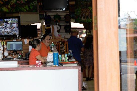 Sarchi, Kosta Rika: Staff