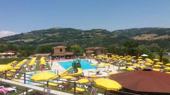 Apice, Włochy: Piscina Il Girasole