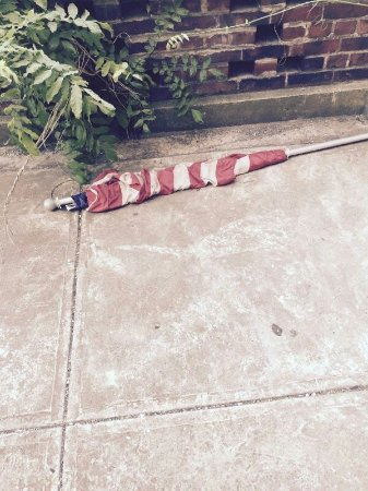 Montour Falls, estado de Nueva York: american flag_large.jpg