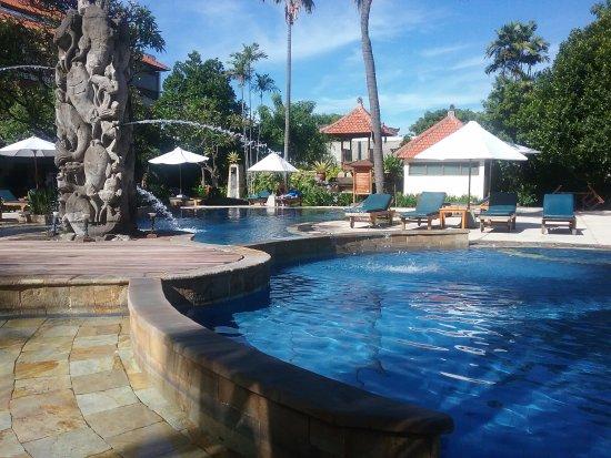 Bali Rani Hotel: Pic of pool