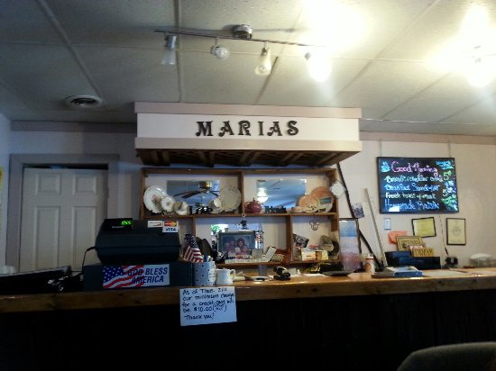 Oswego, État de New York : Maria's