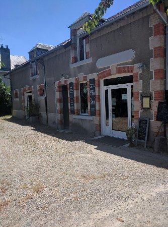 La Souterraine, France: Entrance