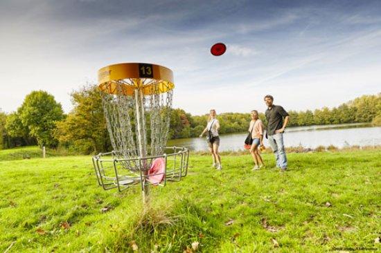 Saint-Julien-des-Landes, France : Disc Golf