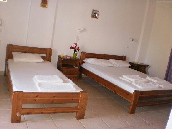 Gavdos, Yunanistan: Μετοχι με άνετα και καθαρά δωμάτια που υπόσχονται ξεκούραση και στιγμές απόλυτης χαλάρωσης..
