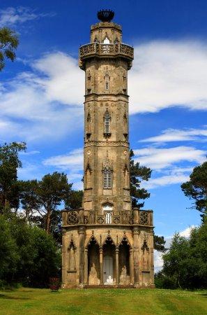 Hulne Park: Brizlee Tower