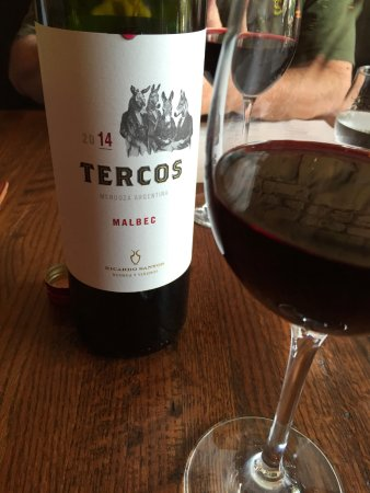Good wines for those who don't drink beer