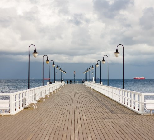 molo w or owie picture of orlowo pier gdynia tripadvisor. Black Bedroom Furniture Sets. Home Design Ideas