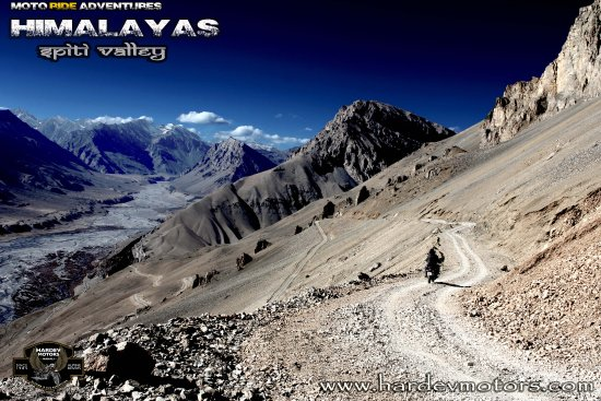 Welcome To Spiti Valley North East Himalayas India