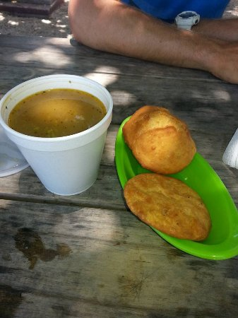 Heritage Kitchen: fish soup