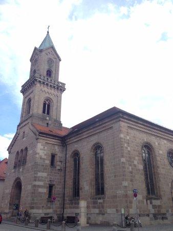 Münster St. Georg: Lado de fora